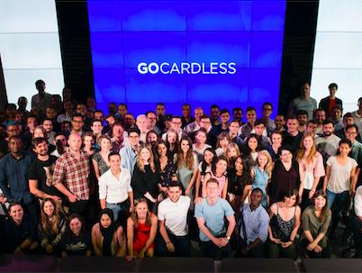 GoCardless 2017 Team