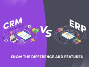 Perbedaan antara CRM dan ERP